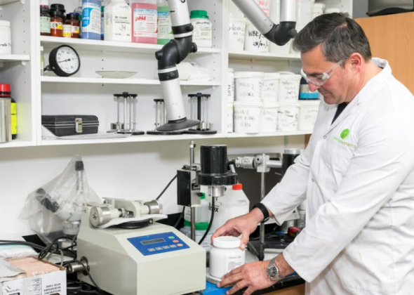 Envirol Australia Laboratory